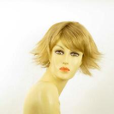 Perruque femme courte blond doré LOUNA 24B