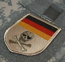 KANDHARA AMERICAN LEAGUE INFIDEL CLUB PRO-TEAM JSOC COALITION GERMAN SKULL FLAG