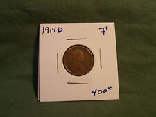 1914D F+ Lincoln Cent, 1914 D see our store,