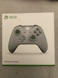 Official Genuine Wireless Xbox One Controller - Grey - Brand New 1708