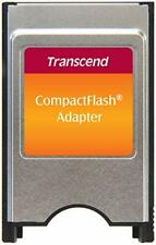 Transcend TS0MCF2PC Pcmcia To Compact Flash Adapter