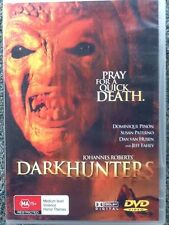 DARK HUNTERS - pray for a quick death - Johannes Roberts - BRAND NEW DVD #364