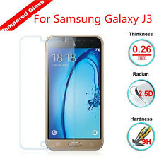 9h RealTempered Glass Protective Screen Protector Film For Samsung Galaxy J3