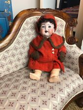 Antique k&r Simon Halbig 126 doll