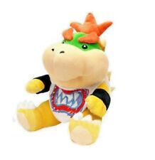 "Bowser Jr. Super Mario Brothers Series 7"" inch Koopa Junior Plush Nintendo"