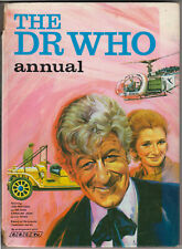 VERY RARE: Doctor Who Annual 1970. The pink Pertwee one! % to charity do!