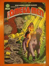 Album 6. Les Omega Men. numéros 11 & 12. Arédit de 1986
