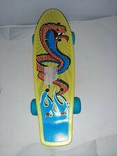 """Lokrz 17"""" Mini Boardz 2012 Mini Skateboard Snake Cobra"""