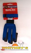 Neet Archery Products -Shooting Glove Youth Blue - Regular 60038