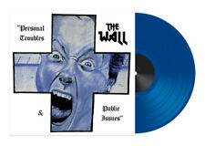 THE WALL-PERSONAL TROUBLES & PUBLIC ISSUES, 2018 RECORD STORE DAY BLUE vinyl LP