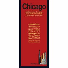Red Maps Chicago CURRENT EDITION - City Travel Guide