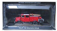"""DIE CAST """" TLF 15 HORCH H3A """" VIGILI DEL FUOCO FIRE TRUCK SCALA 1/72"""