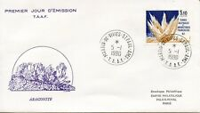 FDC / T.A.A.F. TERRES AUSTRALES TIMBRE N° 153 / FAUNE /