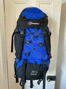 Berghaus C7 1 Series Bioflex 65+10 Hiking Camping Travel Backpack Rucksack 3121