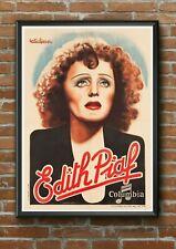 Edith Piaf Poster Print- Movies Poster- PlayBoy Poster-Poster Print