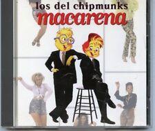 LOS DEL CHIPMUNKS   *  MACARENA  CD  * SPANISH  VERSION* DANCE MIXES*1996
