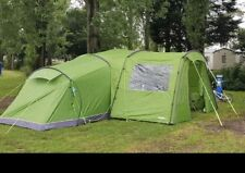 Hi Gear Zenobia Elite 6 Family Tent with Porch, Carpet and Footprint