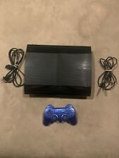 Sony PlayStation 3 Super Slim 250 GB - PS3 Console W/ Controller *FOR REPAIR*