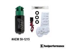 AEM 340LPH Compact Fuel Pump & Installation Kit fits: Subaru BRZ 2012-2018