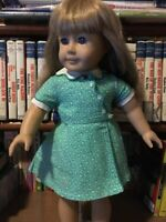 American Girl Kit birthday dress (NWOB)