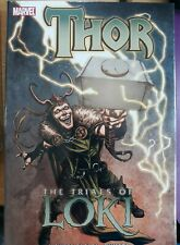 THOR: The Trials of Loki Marvel Hard Cover Comic Book New Sealed HC Balder