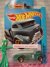 Case J/K 2015 i Hot Wheels MIG RIG #9∞Green; copper 5sp;Gold Road Service∞