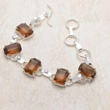 Honey Citrine Ethnic Handmade Bracelet Jewelry 14 Gms AB 91507