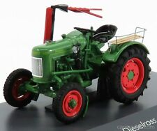 SCHUCO 450262900 SCALA 1/43 FENDT F20G DIESELROSS TRACTOR 1955 GREEN MODEL NEW
