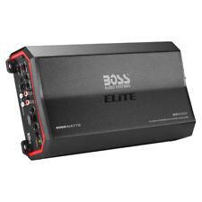 BOSS Audio Elite BE4000D 4000 Watt, Class D, Monoblock Amplifier, Remote Subwoof