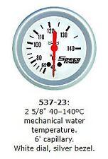 SPECO PRO 2 5/8 40-140 C MECHANICAL WATER TEMPERATURE 6' CAPILLARY P/N 537-23
