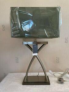 Astley Klara,Nickel Table Lamp