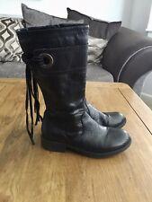 Girls Boots Annabella Size 11