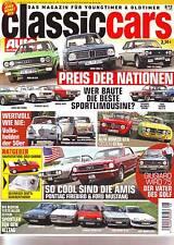 cc 8/13 Golf I Cabrio/BMW 2002 tii/Saab 900 Turbo/Ford Mustang/Alfa GTA/08/2013