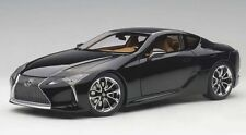 AUTOart 1:18 Lexus LC500 in Black