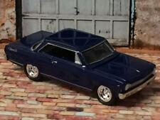 1965 65 Chevy II Nova SS V8 Super Sport Muscle Car 1/64 Scale Limited Edit M3