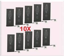 10X 1560mAh Internal Battery Replacement for Apple iPhone 5S 5C-