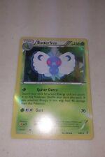 Butterfree 5/83 NM FULL HOLO FOIL MISPRINT / ERROR Pokemon Generations TCG Rare