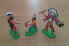 Britains Super Deetail Indians (3 of)
