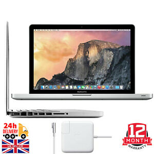 "Apple MacBook Pro 13.3"" Laptop Intel Core i5 2.4GHz 8GB RAM 750GB HDD A Grade"