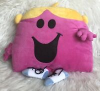 Mr Men Little Miss Chatterbox soft toy plushie large plush gift