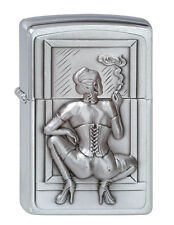 Zippo Smoking Woman aus der Masterpieces Collection 2007 Nr. 1300127 Neu