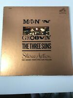 The Three Suns Movin' n' Groovin' LP Stereo Action Rca LSA-2532 1ST Press