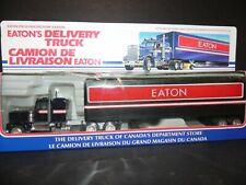 "EATON KENWORTH TRANSPORTATION TOY TRUCK 14"" - HARD TO FIND - NIB - Free Shipping"