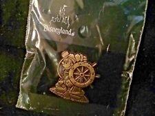 DCL Helmsman Mickey Mouse Bronze Disney Pin