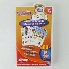 Playskool Alphie Music & Sounds Booster Pack New