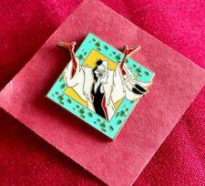 Cruella de Vil - 101 Dalmatians Villain 2005 Disney Lapel Official Pin Trading