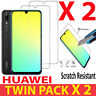 FOR HUAWEI P SMART 2019 P20 PRO P30 LITE PREMIUM-TEMPERED GLASS SCREEN PROTECTOR