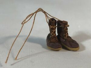 Dollhouse Miniature 1:24 Half Inch Scale Duck Boots