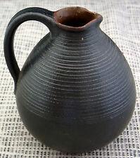Eine schöne kleine Keramikvase ca.20/30er Jahre Töpferei Stock Mehlby Kappeln