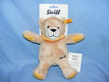 Steiff New Baby Leon The Lion Gift Nice Gift Present Christening Birthday